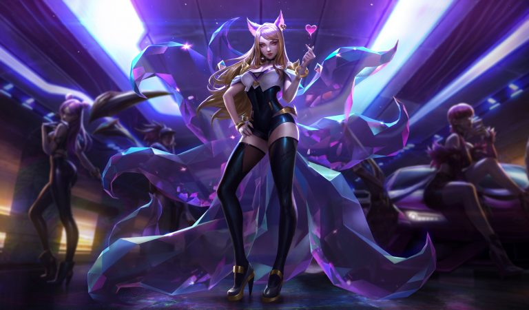 ahri wallpaper 146