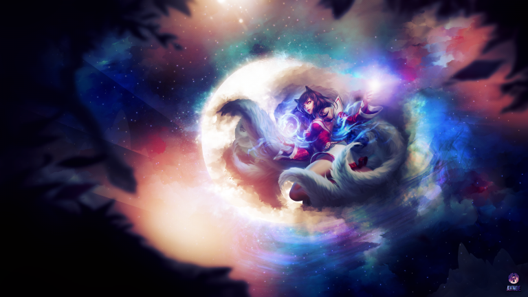 ahri wallpaper 157
