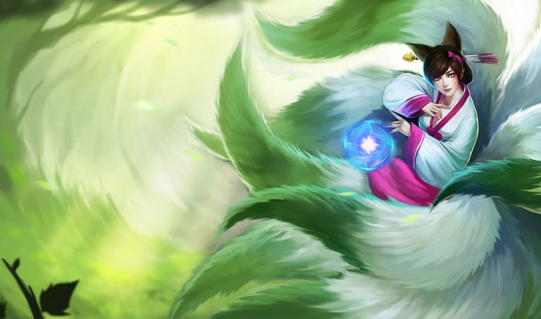 ahri wallpaper 159