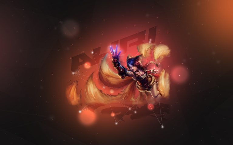 ahri wallpaper 171