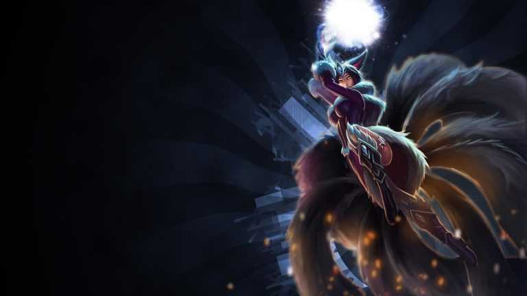 ahri wallpaper 175