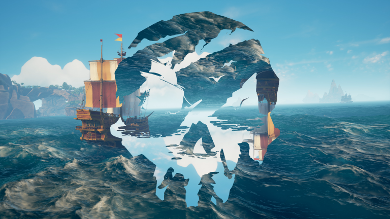 sea of thieves wallpaper 100