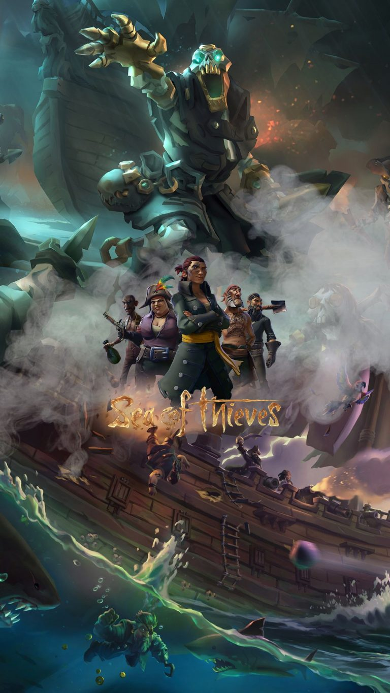 sea of thieves wallpaper 139
