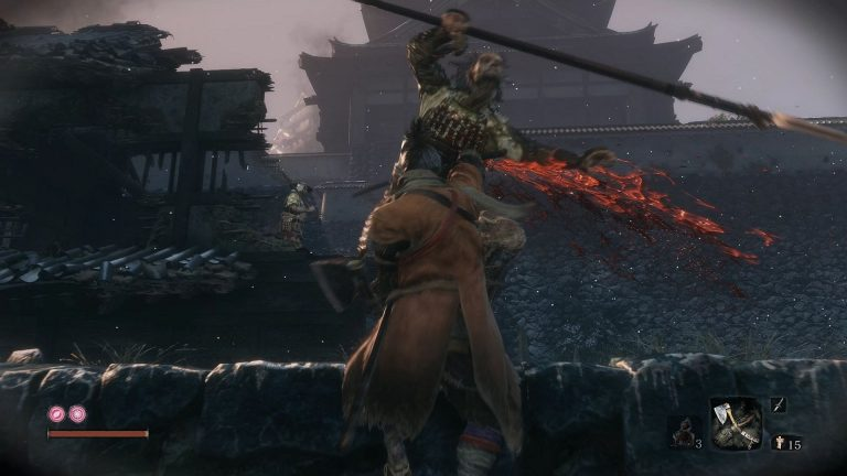 sekiro wallpaper 205