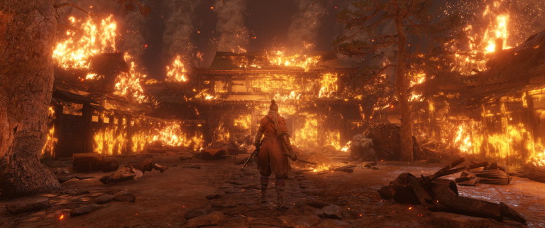 sekiro wallpaper 236