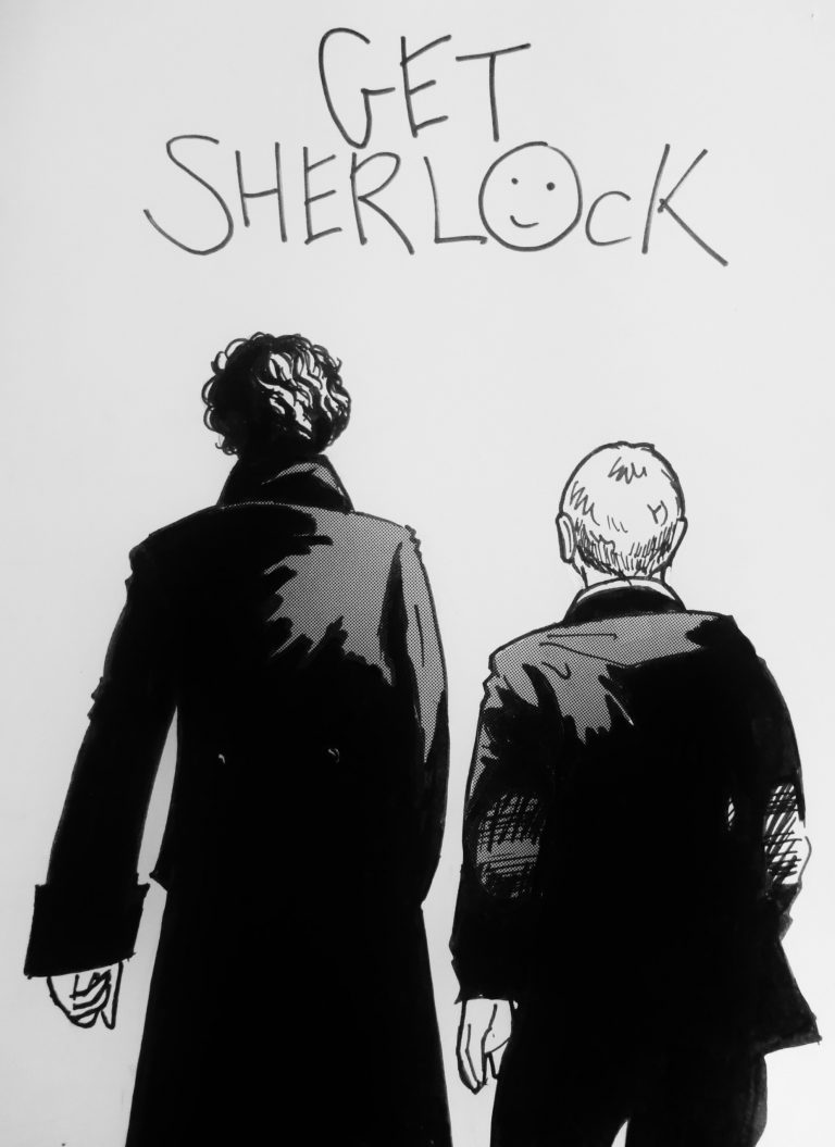 sherlock wallpaper 38