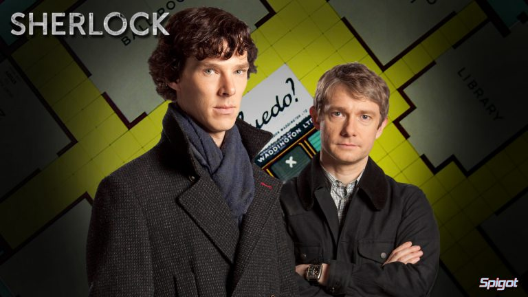 sherlock wallpaper 39