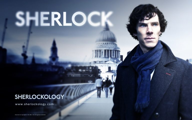 sherlock wallpaper 60
