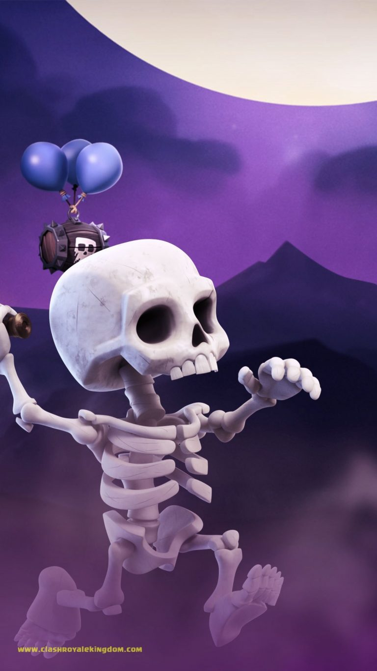 skeleton wallpaper 45