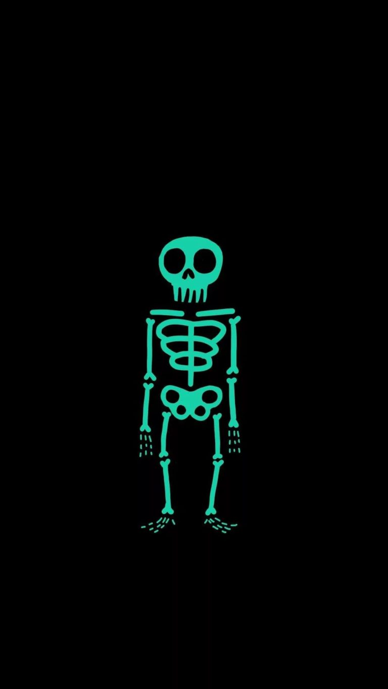 skeleton wallpaper 48