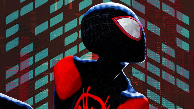 spider verse wallpaper 130