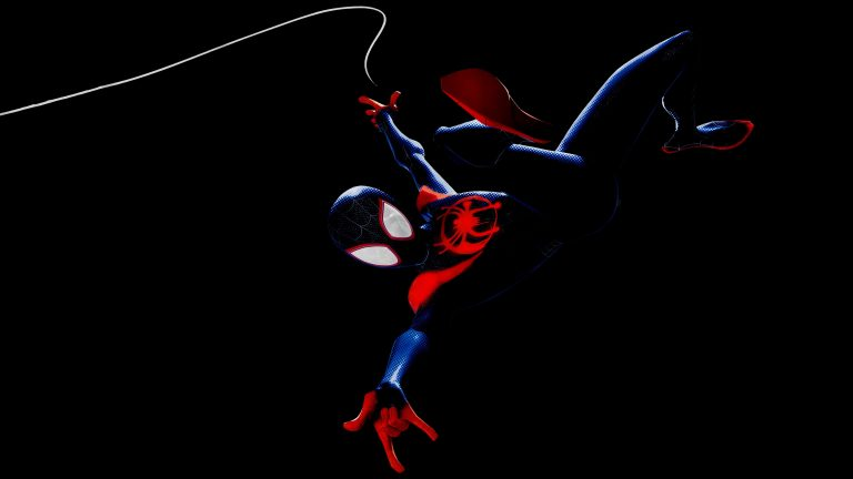 spider verse wallpaper 131