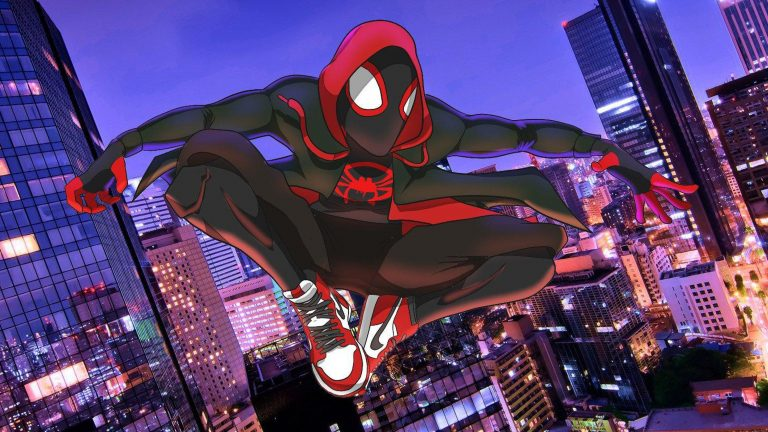 spider verse wallpaper 134