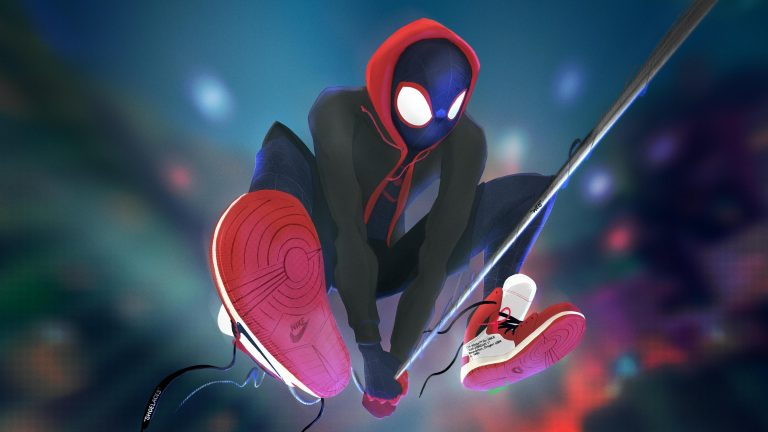 spider verse wallpaper 136