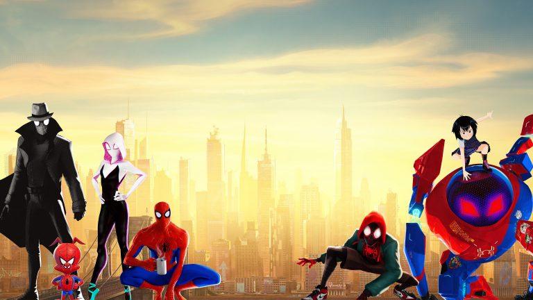 spider verse wallpaper 141