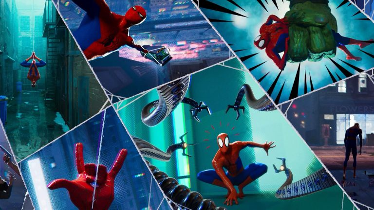 spider verse wallpaper 142