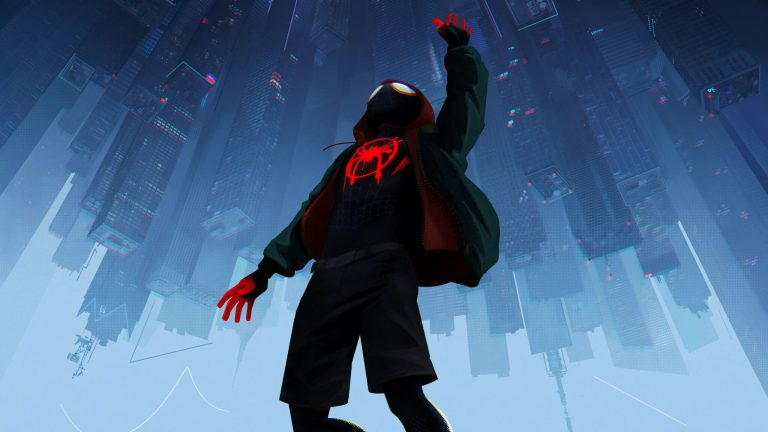 spider verse wallpaper 148