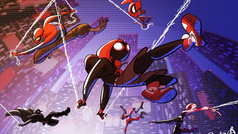 spider verse wallpaper 149