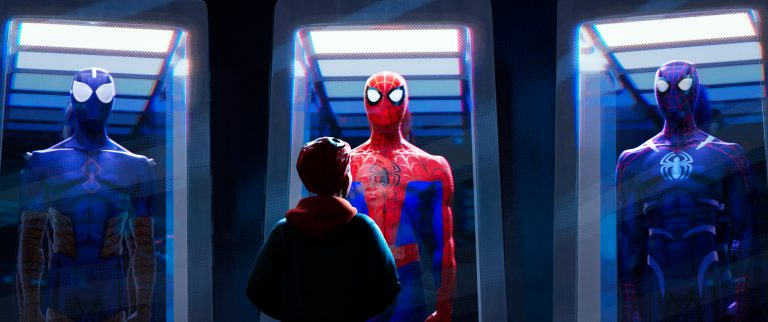 spider verse wallpaper 150