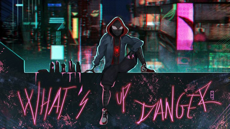 spider verse wallpaper 158