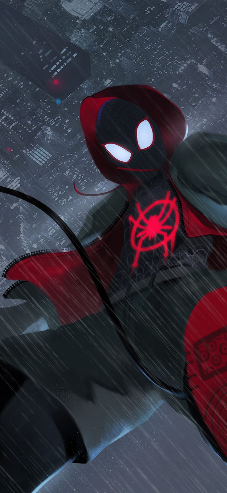 spider verse wallpaper 166