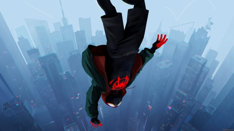 spider verse wallpaper 167