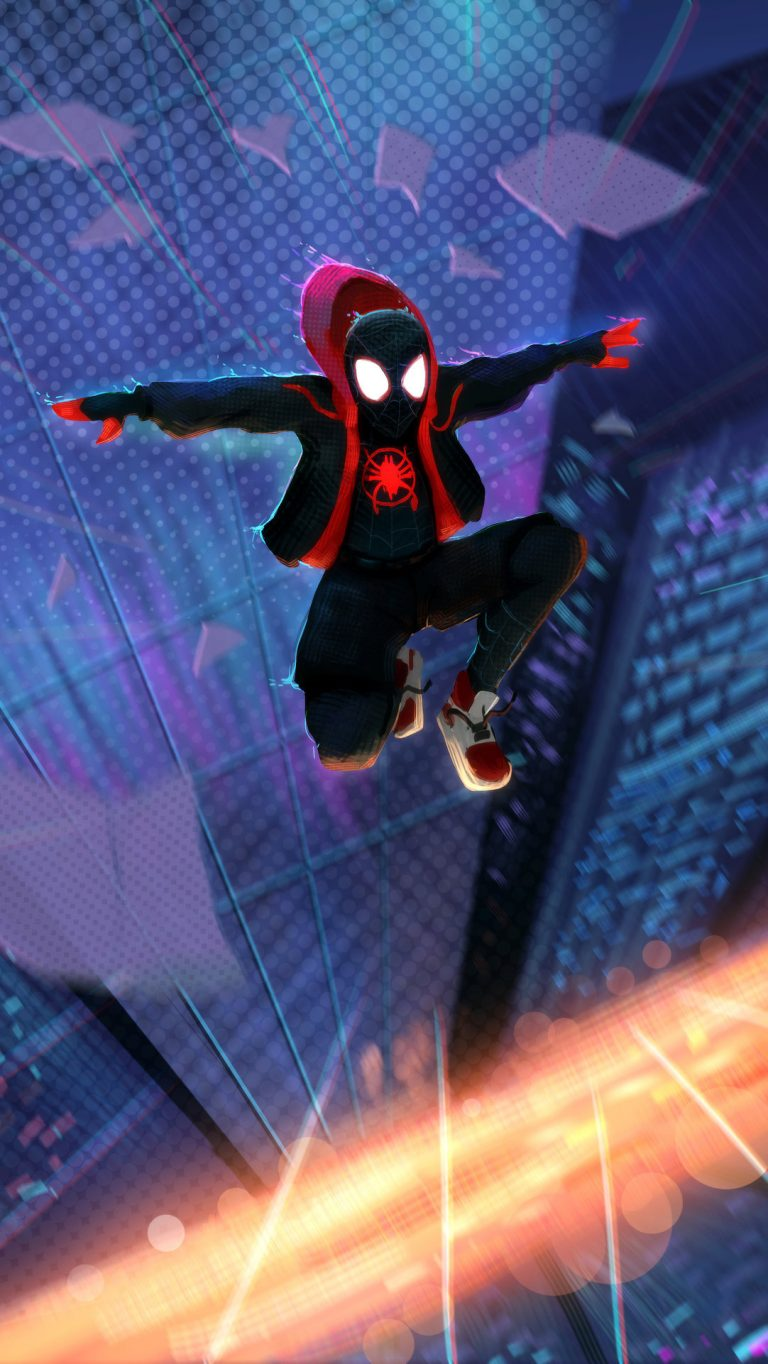 spider verse wallpaper 171