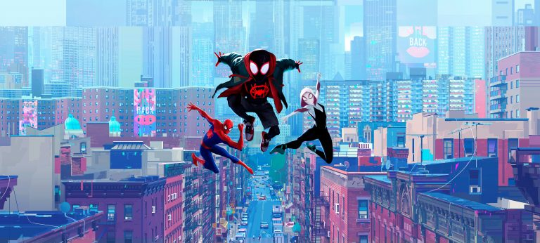 spider verse wallpaper 190