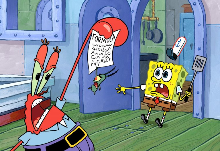 spongebob wallpaper 131