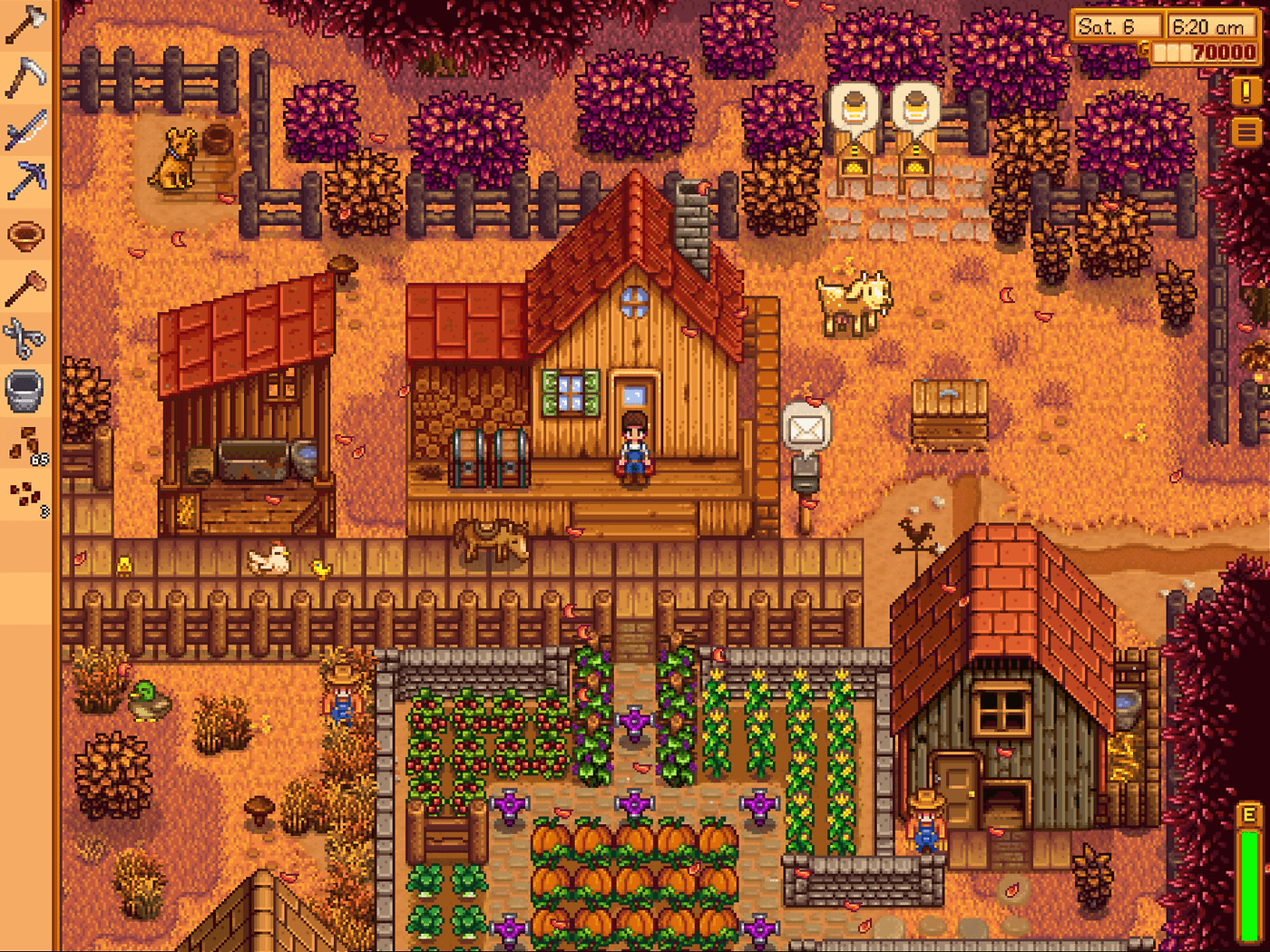 Stardew Valley Wallpaper 18 1400x1050 Pixel Wallpaperpass