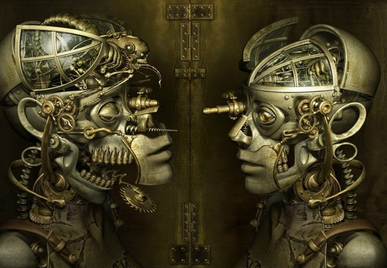 steampunk wallpaper 66