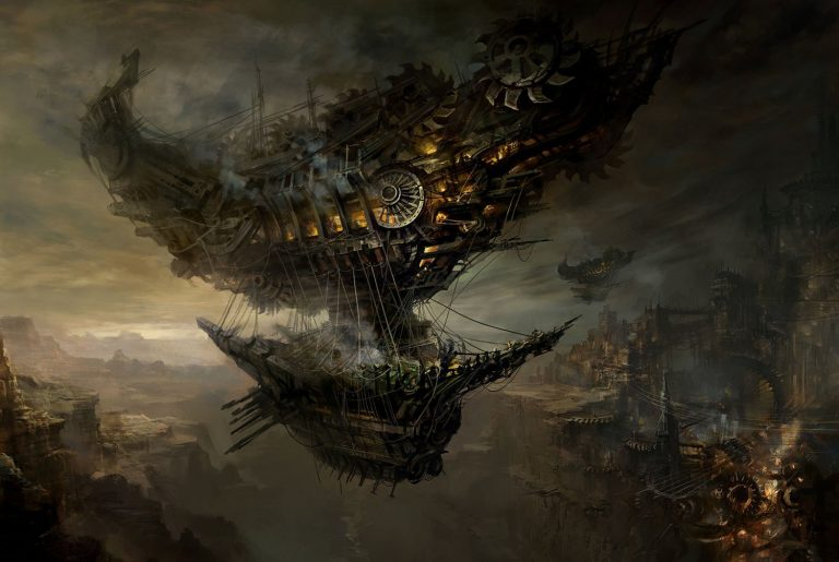 steampunk wallpaper 69