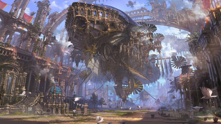 steampunk wallpaper 71
