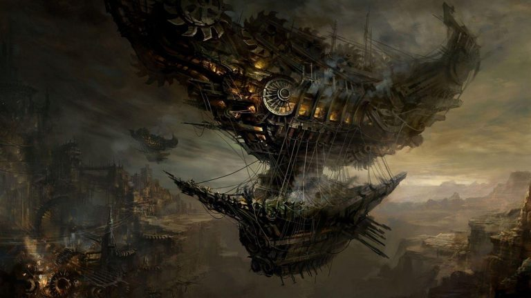steampunk wallpaper 73