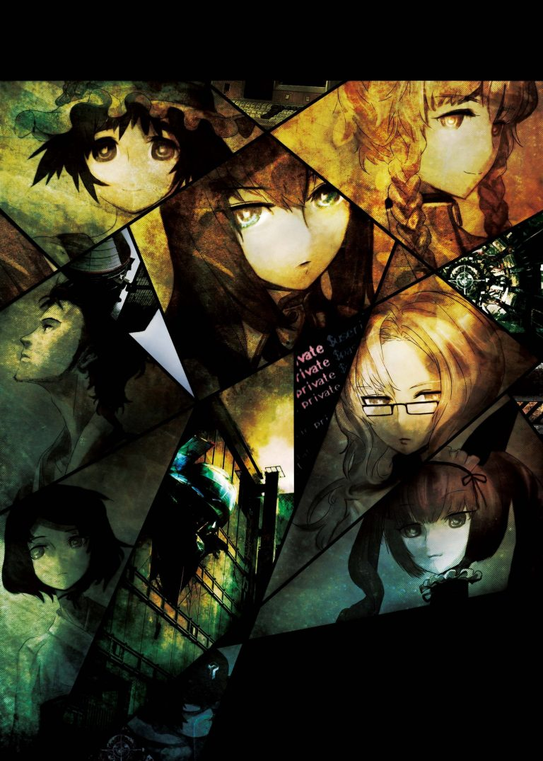 steins gate wallpaper 137