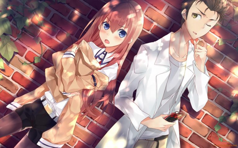 steins gate wallpaper 138