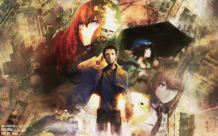 steins gate wallpaper 140