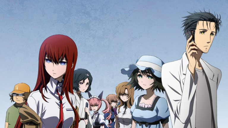 steins gate wallpaper 143