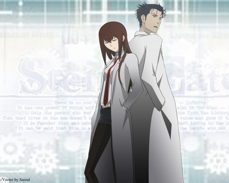 steins gate wallpaper 144