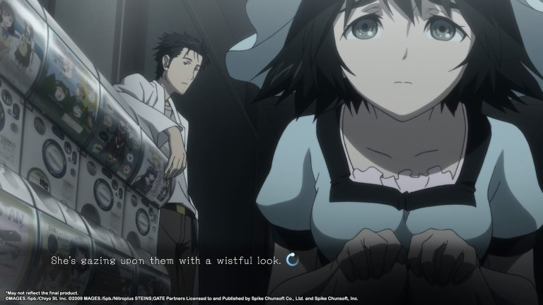 steins gate wallpaper 146