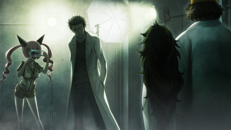 steins gate wallpaper 156
