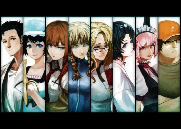 steins gate wallpaper 172