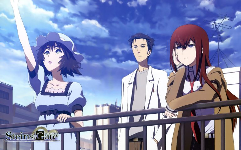 steins gate wallpaper 173