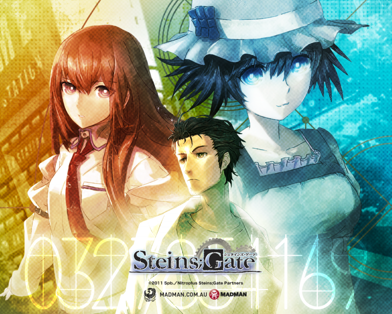 steins gate wallpaper 174