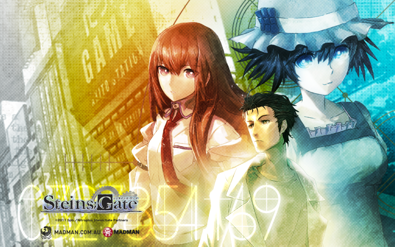 steins gate wallpaper 175