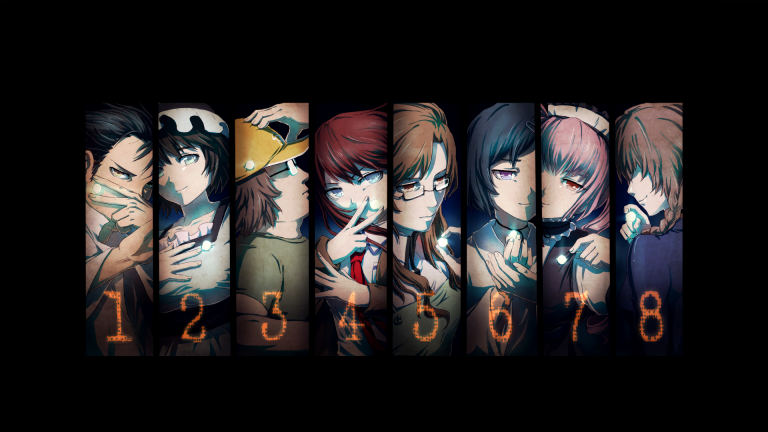 steins gate wallpaper 186