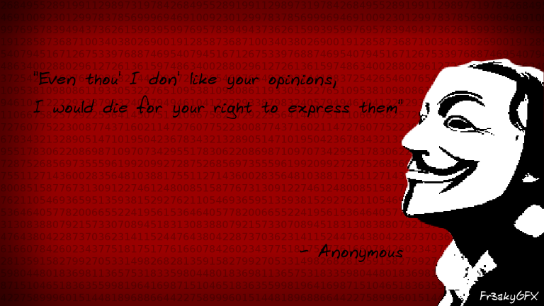anonymous wallpaper 136