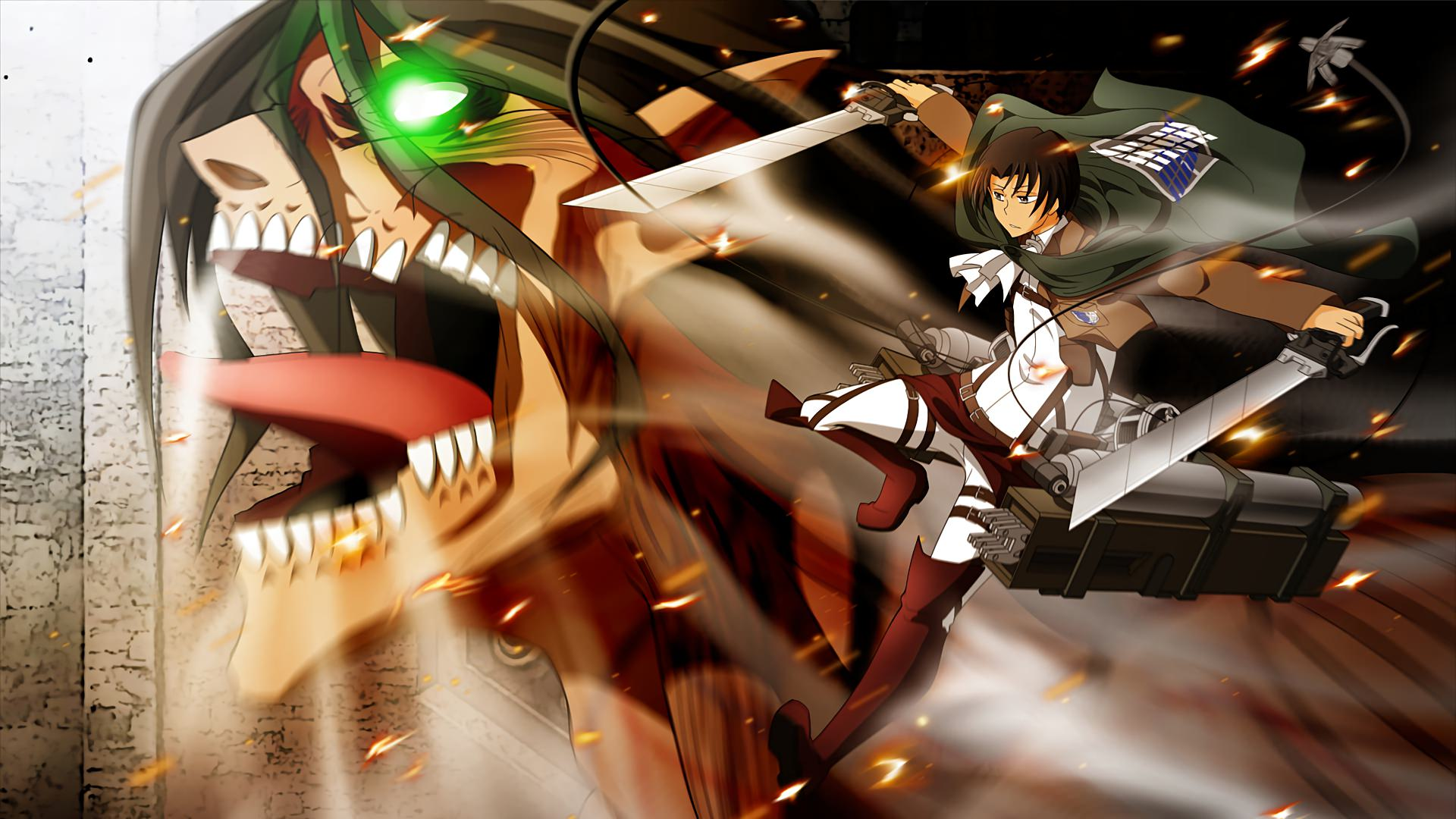 Attack On Titan Wallpaper 4 1920x1080 Pixel Wallpaperpass