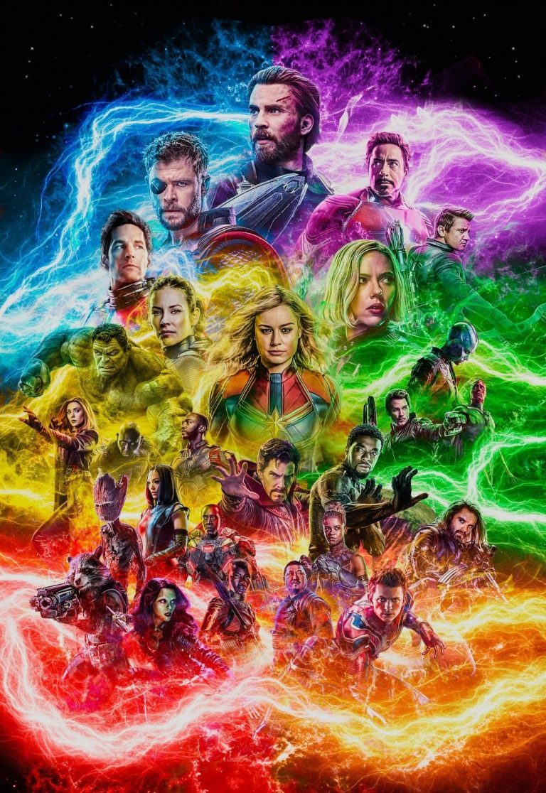 avengers endgame wallpaper 124
