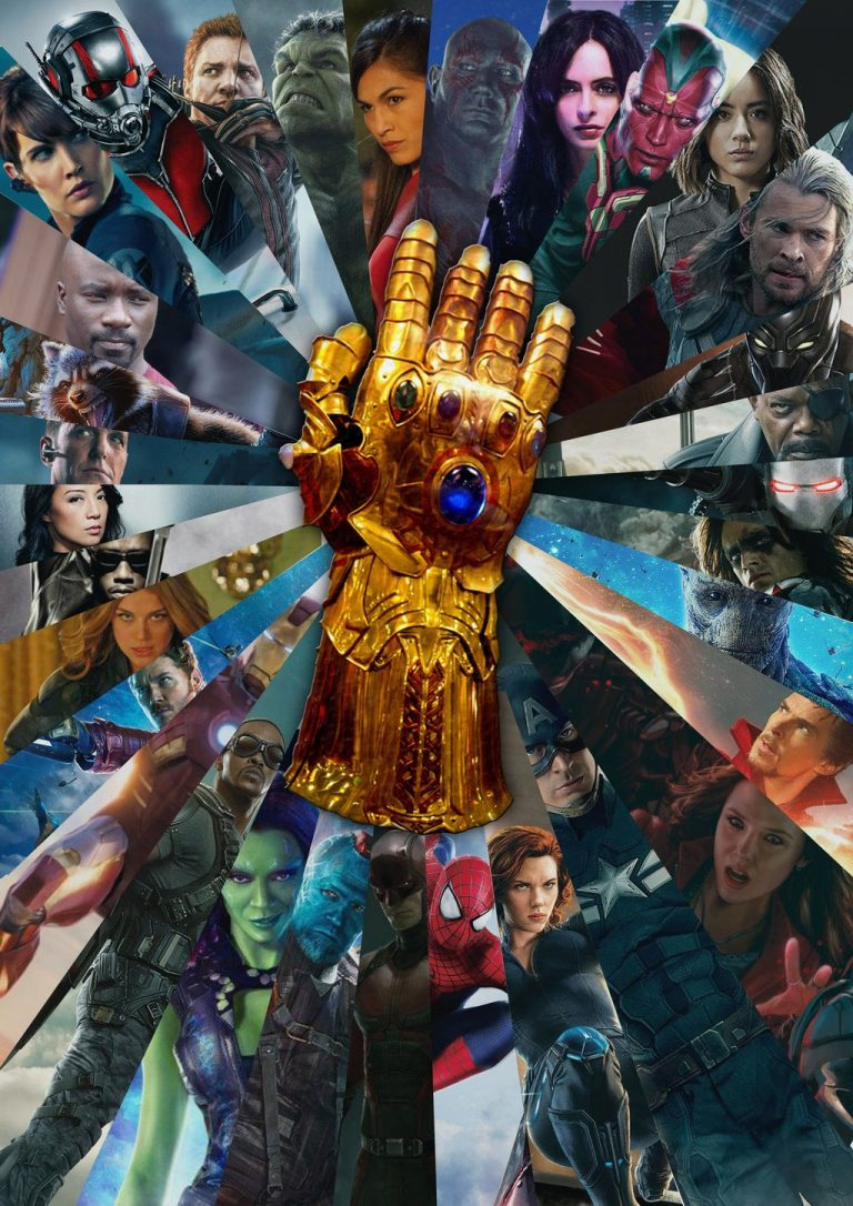 avengers infinity war wallpaper 7